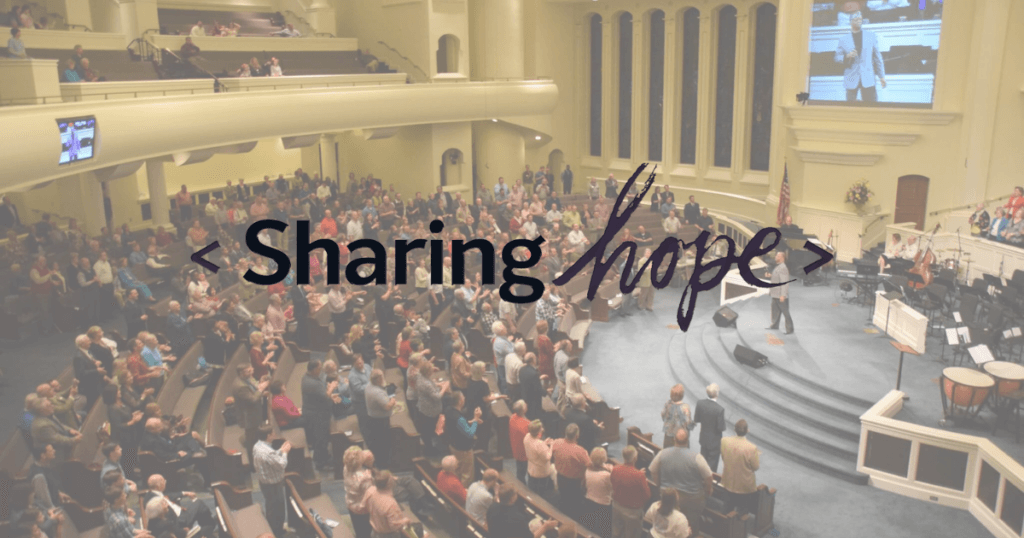 Sharing Hope Conference for Pastors and Leaders (Hispanic) 4